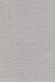 Fondo de Grey Khaki Cotton Fabric Texture, primer macro detallado, espacio texturizado vertical grande de Gray Linen Canvas Burla Imagenes de archivo