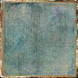 Fondo de Grunge con el marco Imagenes de archivo