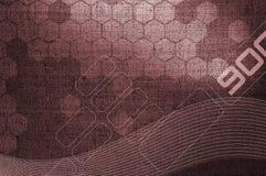 Fondo de Grunge en tecnología de la textura Imagen de archivo