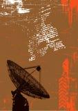 Fondo de Grunge - vector del EPS Foto de archivo libre de regalías