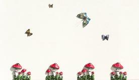 Fondo de hadas abstracto Foto de archivo libre de regalías