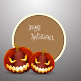 Fondo de Halloween Imagenes de archivo