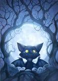 Fondo de Halloween Imagen de archivo libre de regalías
