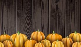 Fondo de Halloween con las calabazas anaranjadas 3d libre illustration