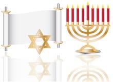 Fondo de Hanukkah