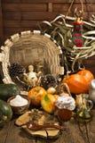 Fondo de Jesus Christmas del bebé Fotos de archivo libres de regalías