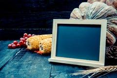 Fondo de la acción de gracias Fotos de archivo libres de regalías