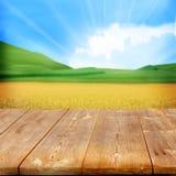 Fondo de la agricultura imagen de archivo libre de regalías