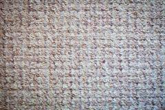 Fondo de la alfombra de Brown. Textura de la materia textil. Fotografía de archivo libre de regalías