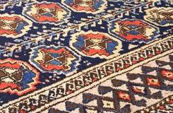 Fondo de la alfombra persa Foto de archivo libre de regalías