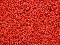 Fondo de la alfombra roja Imagen de archivo libre de regalías