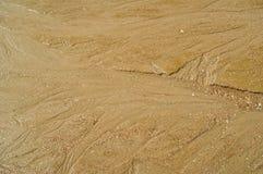 Fondo de la arena Foto de archivo libre de regalías