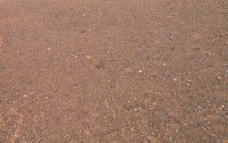 Fondo de la arena del desierto Fotografía de archivo libre de regalías