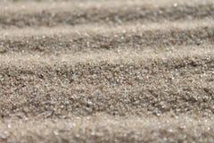 Fondo de la arena del río Imagen de archivo