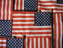 Fondo de la bandera Imágenes de archivo libres de regalías