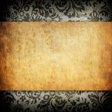 Fondo de la bandera de la vendimia Imagenes de archivo