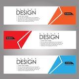 Fondo de la bandera del diseño del vector ejemplo eps10 Fotos de archivo