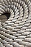 Fondo de la bobina de la cuerda Imagen de archivo