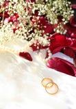 Fondo de la boda Imagen de archivo libre de regalías