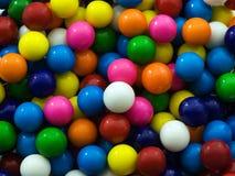 Fondo de la bola de goma fotografía de archivo libre de regalías