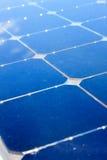 Fondo de la célula solar Foto de archivo libre de regalías