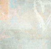 Fondo de la carta de amor Imagen de archivo