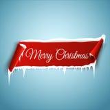 Fondo de la celebración de la Feliz Navidad Imagen de archivo
