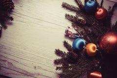 fondo de la celebración del Año Nuevo 2016 Foto de archivo libre de regalías