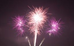 Fondo de la celebración del Año Nuevo Fotografía de archivo libre de regalías