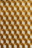 Fondo de la cera de abejas Imágenes de archivo libres de regalías