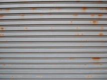 fondo de la cerca del metal Imagen de archivo libre de regalías