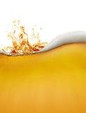Fondo de la cerveza foto de archivo