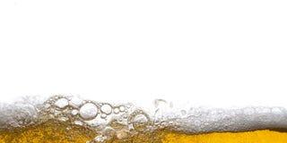 Fondo de la cerveza Imagen de archivo