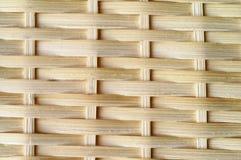 Fondo de la cesta (horizontal) Foto de archivo libre de regalías