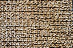 Fondo de la cestería de la textura Fotos de archivo libres de regalías