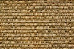Fondo de la cestería Textura de madera de mimbre Fotos de archivo libres de regalías