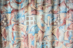 Fondo de la cortina Imagenes de archivo
