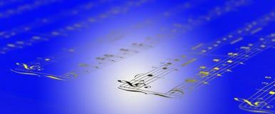Fondo de la cuenta de la música fotos de archivo libres de regalías