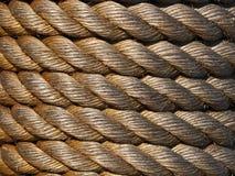 Fondo de la cuerda Imagen de archivo libre de regalías