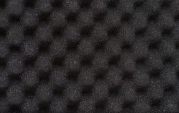 Fondo de la espuma acústica Imagen de archivo libre de regalías