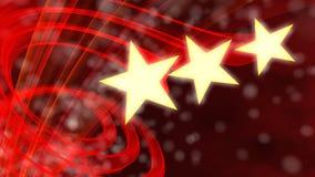 Fondo de la estrella Imagen de archivo libre de regalías