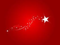 Fondo de la estrella Imágenes de archivo libres de regalías