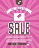 Fondo de la explosión de la venta del día de madres libre illustration