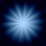 Fondo de la explosión de Sun ilustración del vector