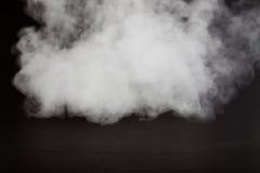 Fondo de la falta de definición del humo gris abstracto del color foto de archivo