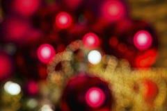Fondo de la falta de definición del Año Nuevo Fotografía de archivo