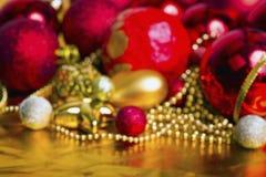 Fondo de la falta de definición del Año Nuevo Fotos de archivo libres de regalías