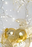 Fondo de la fantasía de la Navidad Fotografía de archivo libre de regalías