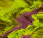 Fondo de la fantasía Las nubes del color dispersan Textura y fondo coloridos abstractos Espacio encrespado de la copia Diseño grá libre illustration