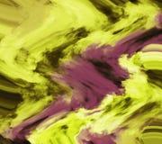 Fondo de la fantasía Las nubes del color dispersan Textura y fondo coloridos abstractos Espacio encrespado de la copia Diseño grá stock de ilustración